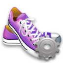 Config, Shoes Icon