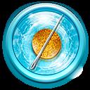 Floating, Needle Icon