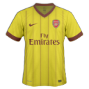 Arsenal, Away Icon