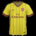 Arsenal, Away Icon