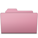 Folder, Open, Sakura Icon
