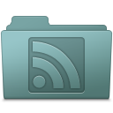 Folder, Rss, Willow Icon