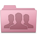 Folder, Group, Sakura Icon