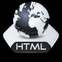 Html, Internet Icon