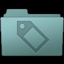 Folder, Tag, Willow Icon