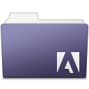 Adobe, After, Effects, Folder Icon
