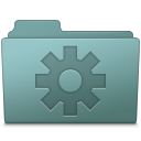 Folder, Setting, Willow Icon