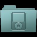 Folder, Ipod, Willow Icon