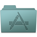 Applications, Folder, Willow Icon