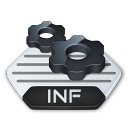 File, Inf Icon
