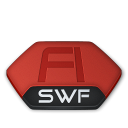 Flash, Swf, v Icon