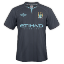 Away, City, Manchester Icon