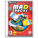 Mad, Tracks Icon
