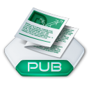 Pub, Publisher Icon