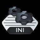 File, Ini Icon