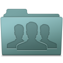 Folder, Group, Willow Icon