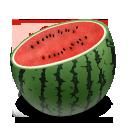 Cuts, Watermelon Icon