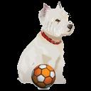 Puppy Icon