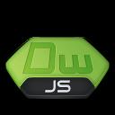 Dreamweaver, Js, v Icon