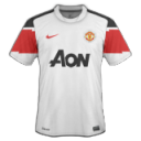 Away, Manchester, United Icon