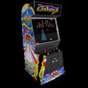 Arcade, Galaga Icon
