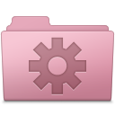 Folder, Sakura, Setting Icon