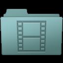 Folder, Movie, Willow Icon