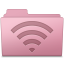 Airport, Folder, Sakura Icon