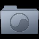 Folder, Graphite, Universal Icon