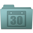 Folder, Schedule, Willow Icon