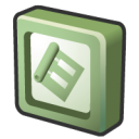 Microsoft, Office, Project Icon