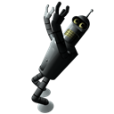 Bender, Futurama Icon