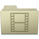Ash, Folder, Movie Icon