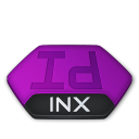 Indesign, Inx, v Icon