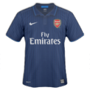 Arsenal, Third Icon