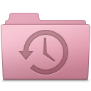 Backup, Folder, Sakura Icon