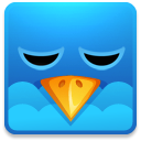 Sleeping, Square, Tsitter Icon