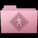 Folder, Public, Sakura Icon