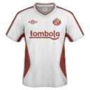 Away, Sunderland Icon