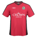 Away, Blackburn, Rovers Icon
