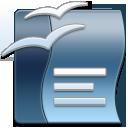 Openoffice, Writer Icon