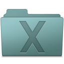 Folder, System, Willow Icon