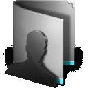 Folder, Users Icon