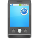 Devices, Media, Portable Icon