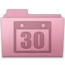Folder, Sakura, Schedule Icon