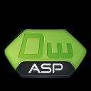 Asp, Dreamweaver, v Icon