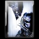 Aliens, Predator, Vs Icon