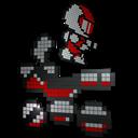 Blaster, Master Icon
