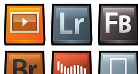 Gloss Adobe Icons
