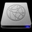 Drives, Icon, Remake, Server, Slick Icon